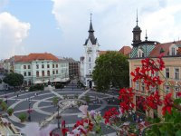Kaposvár and nearby attractions